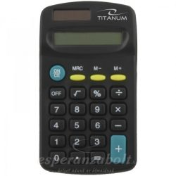 Esperanza Titanium zseb számológép TALES TCL101