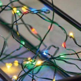 Micro LED fényfüzér