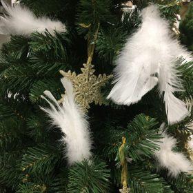 Tollas karácsonyfadísz