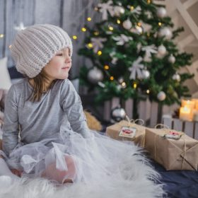 Elegáns Karácsonyi dekoráció
