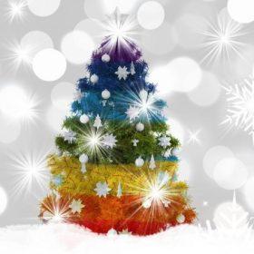 Karácsonyi dekoráció szinek szerint
