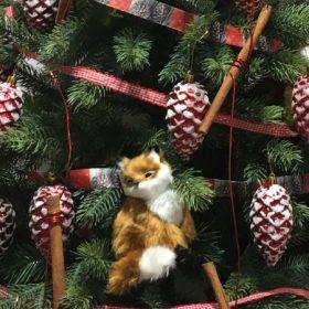 Különleges Karácsonyfadísz