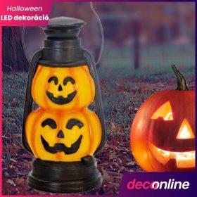 Halloween LED dekoráció