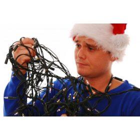 Karácsonyi világítás kiegészítő