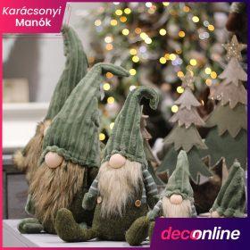 Karácsonyi manó invázió