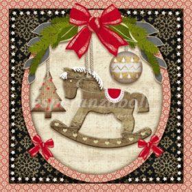 Karácsonyi szalvéta
