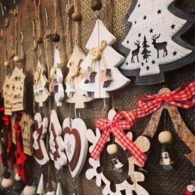 Karácsonyfa csúcsdísz