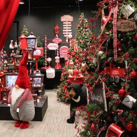 Nagyméretű karácsonyi dekoráció