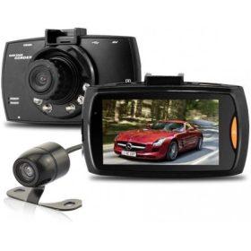 Autós Fedélzeti és tolató kamera