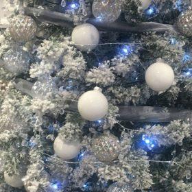 Karácsonyfa gömb dísz
