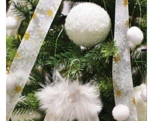 Minden amit tudni kell a fehér karácsonyfadíszről