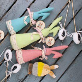 Húsvéti és Tavaszi dekoráció
