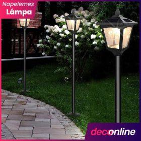 Kerti szolár lámpa