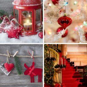 Karácsonyi dekoráció stílus szerint