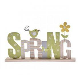 Tavaszi díszek és dekoráció