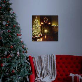 Karácsonyi LED képek