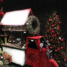 Minden karácsonyi dísz
