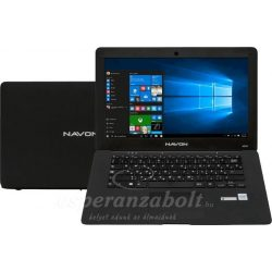 Navon Stark NX14 Black Windows 10 Laptop Cloudbook 14,1""