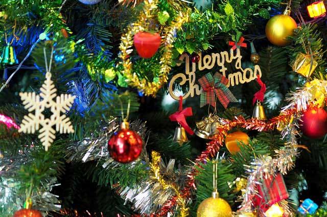 Karácsonyfadísz 2018
