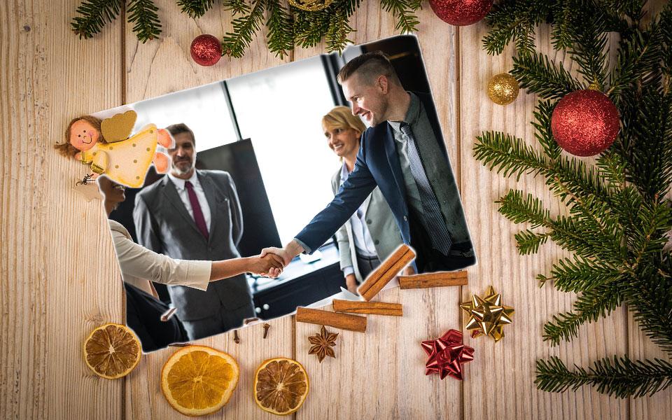 karácsonyi céges ajándék