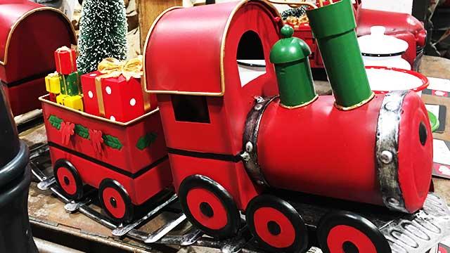 Karácsonyi dekoráció 2019 - mesevilág