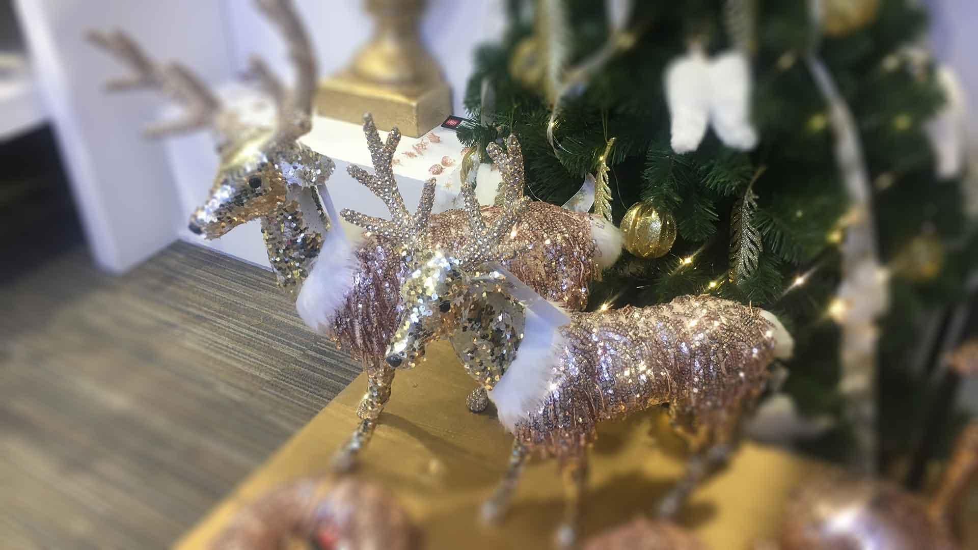 Karácsonyi trend 2019 Flitteres