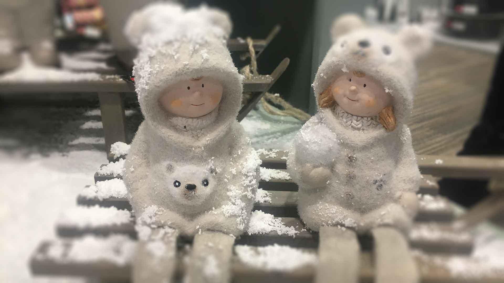 Karácsonyi trend 2019 havas