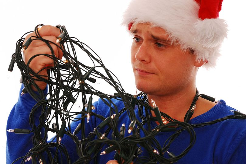 Az áram nem játék! Milyen karácsonyi világítást válasszak?